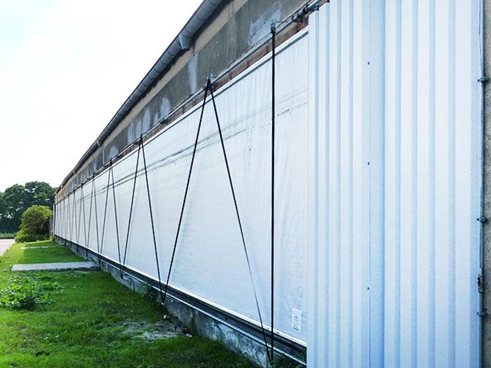 MVA Bobbau: Neubau Abkalbestall