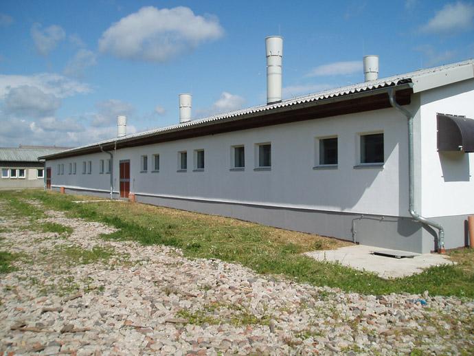 Projekt Sauenstall THA Stößen