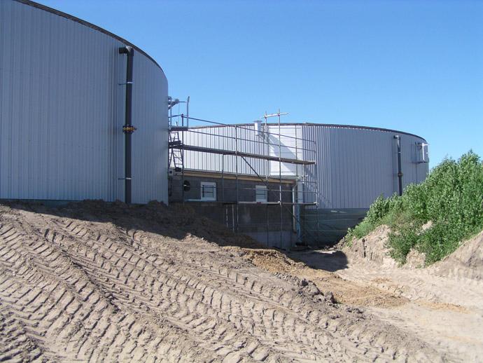 Größte Biogasanlage Deutschlands