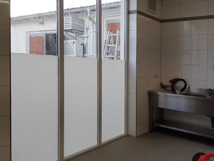 Neubau einer Käserei mit Verkaufsraum in der MVA Vockerode